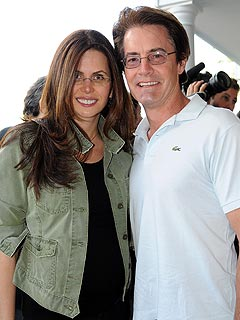 Kyle MacLachlan & His Wife Welcome a Baby Boy   Kyle MacLachlan