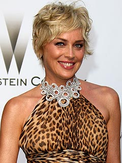 Sharon Stone Pays Teary Tribute to Natasha Richardson | Sharon Stone