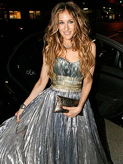 Inside Sex and the City's After-After Party | Sarah Jessica Parker