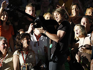 Keith Urban 'Learning a New Vocabulary': Baby Talk - Keith Urban ...