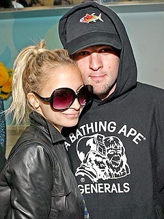 Nicole Richie & Joel Madden Urge Texting for Charity