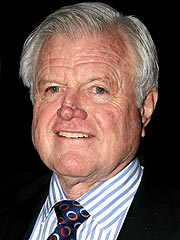 Sen. Ted Kennedy Briefly Hospitalized