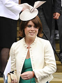 Princess Eugenie Emerges After Nude Controversy