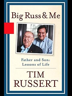 Tim Russert: The Lessons of Fatherhood| Tim Russert, Books