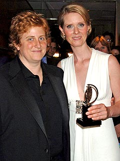 Cynthia Nixon Hopes to Tie the Knot | Cynthia Nixon