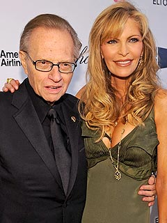 Report: Larry King's Wife Checks into Rehab | Larry King