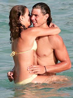 Tennis Hotshot Rafael Nadal Has a Secret Girlfriend | Rafael Nadal
