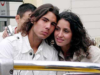 Tennis Hotshot Rafael Nadal Has a Secret Girlfriend| Couples, Rafael Nadal