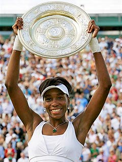 Venus Williams Prepares to Defend Her Wimbledon Crown | Venus Williams