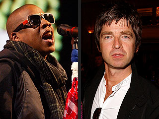 Jay-Z Gets Thumbs Up from Noel Gallagher | Jay-Z, Noel Gallagher