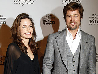 Jolie's Doctor: Brad Was 'Very Emotional' at Birth | Angelina Jolie