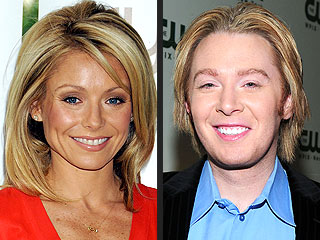 Kelly Ripa Says Clay Aiken Will 'Be a Great Father' | Clay Aiken, Kelly Ripa