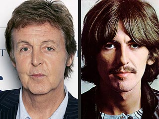 McCartney Reveals Final Moments with George Harrison