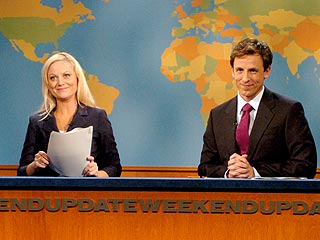 Amy Poehler's Baby Could Show Up on Saturday Night Live