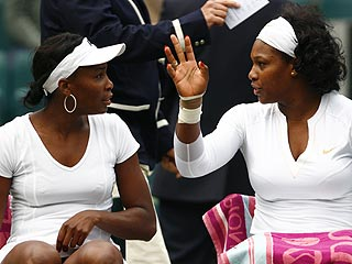 It's Venus Vs. Serena for the Wimbledon Crown