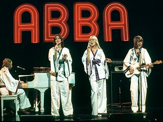No Stage Comeback for ABBA