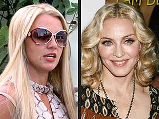 Britney 'Excited' to Work with Madonna Again