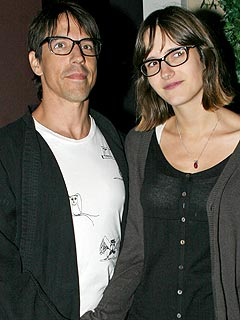Anthony Kiedis & Girlfriend Split | Anthony Kiedis