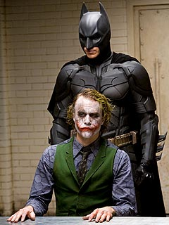 Dark Knight Shatters Hollywood Record: $155.4 Million