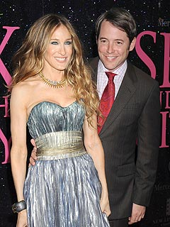 Sarah Jessica Parker, Matthew Broderick on Broadway – One Night Only!