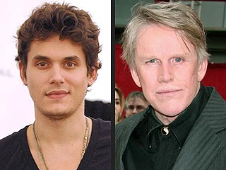 John Mayer: Gary Busey Is 'Brilliant'