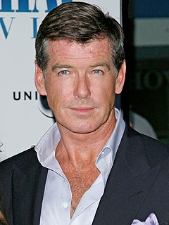 Pierce Brosnan : News : People.