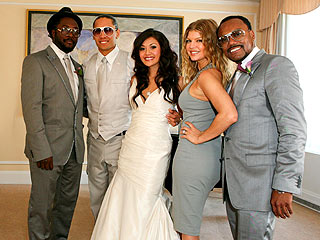 Taboo of the Black Eyed Peas Weds| Black Eyed Peas, Weddings, Taboo