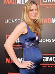 Mad Men&#39;s Anne Dudek Welcomes a Son