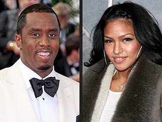 Rep: Diddy & Cassie Ventura Not Engaged