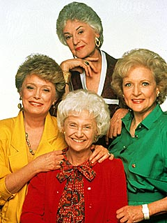 Betty White Shoots Down Reports of Estelle Getty Snub