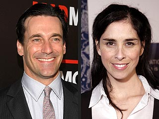 Jon Hamm: Sarah Silverman 'Doing Great' After Split