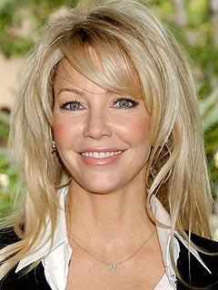 Heather Locklear Leaves Treatment Center