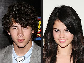 Selena Gomez & Nick Jonas Share Kiss Stories