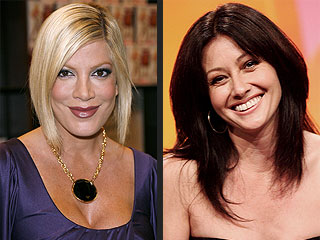 Tori Spelling: Shannen Doherty's Return to 90210 Is 'Amazing'