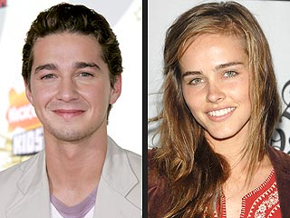 Shia LaBeouf's Mystery Passenger Was Transformers 2 Costar Isabel Lucas