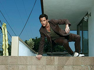 Sneak Peek at Penn Badgley's Photo Shoot