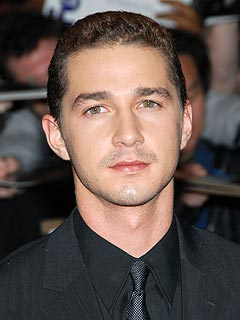 Shia LaBeouf's Driver's License Suspended