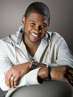Usher: My Baby Boy Is a 'Pull-Up Master'