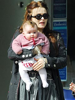 Helena Bonham Carter Reveals Her 7-Month-Old&#39;s Name