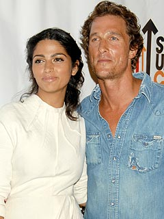 Matthew McConaughey Not Planning to Wed Anytime Soon