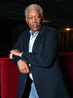 Mystery Female Passenger Sues Morgan Freeman over Car Crash