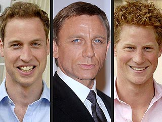 Daniel Craig Helps Princes William and Harry Fight to Save the Rainforest