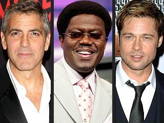 Friends and Costars Remember Bernie Mac | Bernie Mac, Brad Pitt, George Clooney