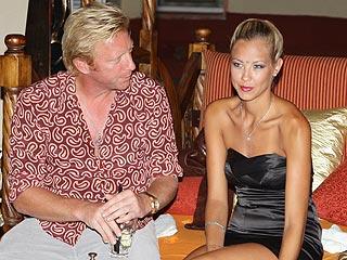 Tennis Champ Boris Becker Engaged