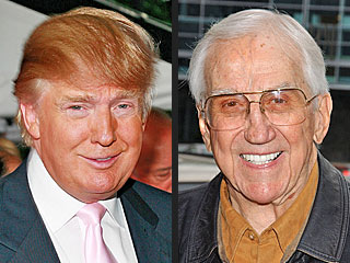 Trump to the Rescue! He Buys Ed McMahon's Home | Donald Trump, Ed McMahon