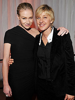 Ellen and Portia Get Married | Ellen DeGeneres, Portia de Rossi