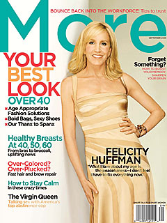Felicity Huffman Admits Madonna's Thong Didn't  Fit | Felicity Huffman