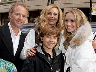 Hayden Panettiere's Dad Ordered to Leave Wife Alone