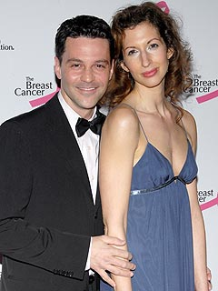 The Starter Wife's David Alan Basche and Alysia Reiner Are Expecting