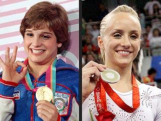 Nastia Liukin Ties Shannon Miller's, Mary Lou Retton's Medal Haul